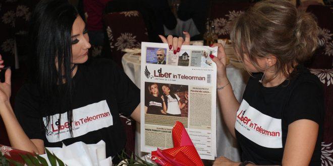 Ziarul Liber în Teleorman a celebrat libertatea de exprimare la 5 ani de existență!