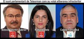 Parlamentarii teleormăneni cu mâinile pătate de… Legea Recursului Compensatoriu