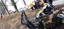Accident cu patru morți la Dobrotești