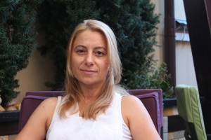 Carmen Barbu, psiholog