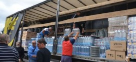 Nicolae Bădănoiu a dat startul unei campanii umanitare pentru ajutorarea sinistraţilor
