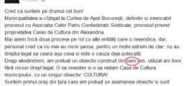 Victor Drăgușin, am pornit în căutare de greșeli gramaticale