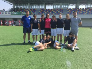 fotbal unificat