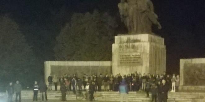 Protestele împotriva corupției s-au extins în mai multe orașe din Teleorman