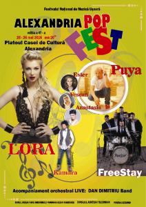 Alexandria Pop Fest