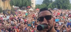 Spectacol marca MC Tom Crîngureanu pentru copiii din Alexandria