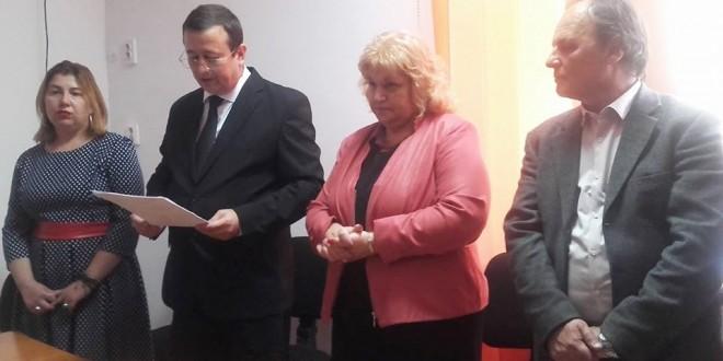 Rotirea cadrelor la conducerea învățământului teleormănean. Eliza Sotirescu și Adrian Păun i-au înlocuit pe Iuliana Stancu și pe Cristian Popescu