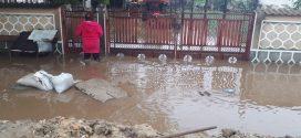 A început, din nou, ploaia în unele zone din Teleorman. Intervențiile pompierilor sunt în desfășurare