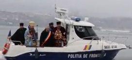 Poliția de Frontieră de la Zimnicea l-a dat cu barca pe Preasfințitul Galaction