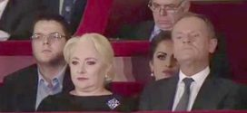 Victor al lui Dăncilă este consilierul socrului lui Victor Ponta