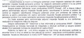 Activitatea de Inspecție Fiscală din ANAF Teleorman este blocată de luni întregi! Floriana Mitroi face pe Cruella și nimeni nu-i clatină scaunul