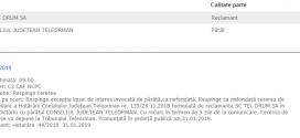 Teldrum a pierdut procesul cu Consiliul Județean Teleorman, cu privire la contractele de închiriere ale Insulei Belina