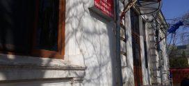 Cum își bate joc PSD Teleorman de propria casă? Clădirea cu valoare istorică, devenită sediu de partid, se degradează de la o zi la alta