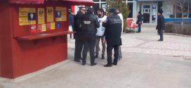 Militanții USR – PLUS legitimați de Poliția Locală Alexandria
