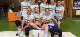 """Baschetbalistele Colegiului Național """"A.I. Cuza"""" Alexandria, pe locul I la Olimpiada Națională a Sportului Școlar"""