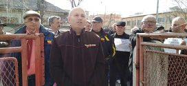 Protest la PSD și ALDE Teleorman! Cadrele militare în rezervă își cer drepturile