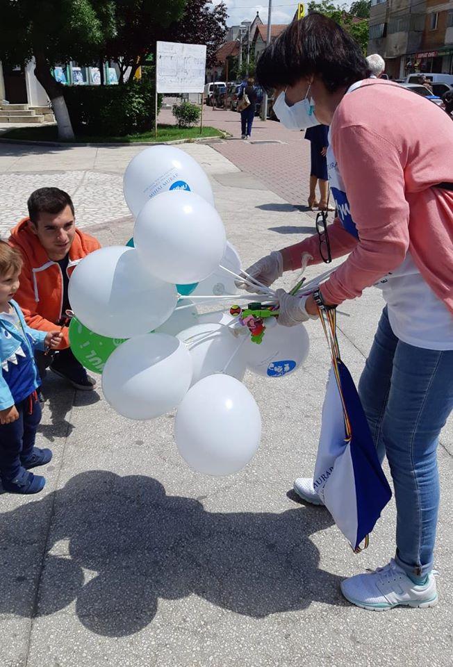 """FOTO Ziua Copilului, sărbătorită și la Alexandria de Asociația """"Mihai"""
